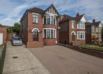 Thumbnail 3 bedroom detached house for sale in The Coldra, Newport