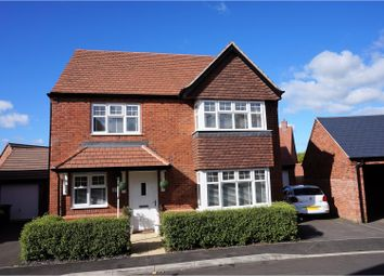 Thumbnail 4 bed detached house for sale in Otters Holt, Stratford-Upon-Avon