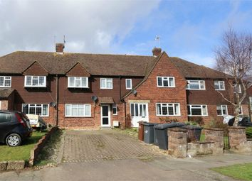 Thumbnail 3 bed terraced house to rent in Harebeating Drive, Hailsham, East Sussex