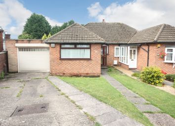 Langley Rise, Solihull B92. 2 bed semi-detached bungalow