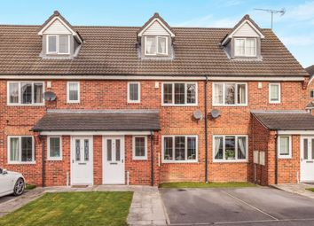 Thumbnail 3 bed town house for sale in Fairfax Drive, Pontefract