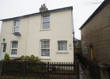 Thumbnail 2 bed semi-detached house for sale in Rasper Road, London