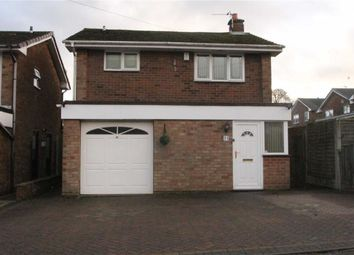 Thumbnail 3 bed detached house for sale in St Giles Close, Rowley Regis