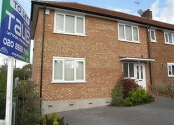 Thumbnail 3 bed property to rent in Centre Drive, Epping