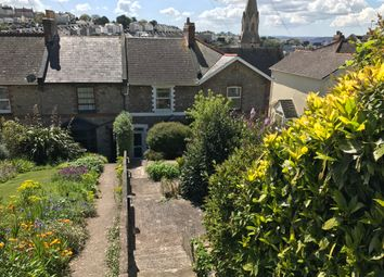 Thumbnail 2 bed terraced house to rent in Dunmere Road, Torquay