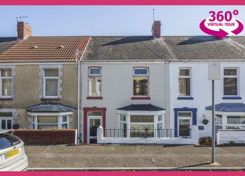 Thumbnail 3 bed terraced house for sale in Bath Road, Morriston, Swansea