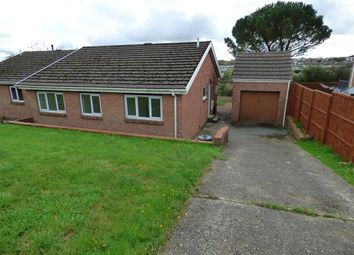 Thumbnail 3 bed bungalow to rent in Shakespeare Close, Priory Park, Haverfordwest