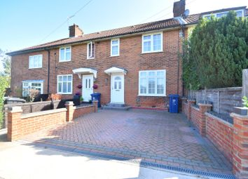 3 bed terraced house to rent in Brook Walk, Edgware, Middlesex HA8