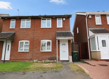 Thumbnail 2 bed semi-detached house to rent in New Meeting Street, Oldbury