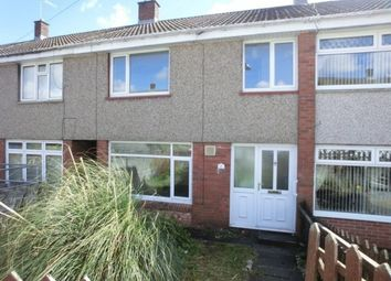 3 bed terraced house to rent in Gwernfadog Road, Ynysforgan, Swansea SA6