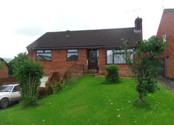 Thumbnail 3 bed detached bungalow to rent in Cranmore View, Ashley, Tiverton