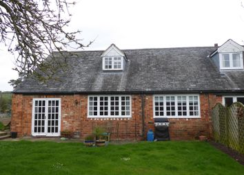 Thumbnail 3 bed cottage to rent in Main Street, Loddington, Leicester