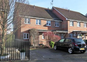 Thumbnail 2 bed end terrace house for sale in The Lindens, Mytchett