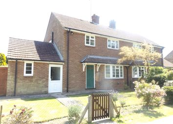 Thumbnail 3 bed semi-detached house to rent in Stone Pit Cottages, Vicarage Lane, Podington, Northamptonshire