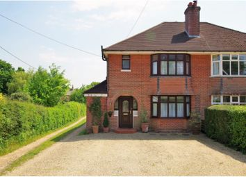Thumbnail 3 bed semi-detached house for sale in Woodlands Road, Southampton