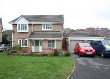 Thumbnail 5 bed detached house for sale in Shackleton Drive, Newquay