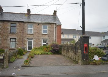 Thumbnail 3 bed end terrace house for sale in Lower Pengegon, Camborne