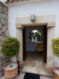 Thumbnail 4 bed villa for sale in La Sabatera, Moraira, Alicante, Valencia, Spain