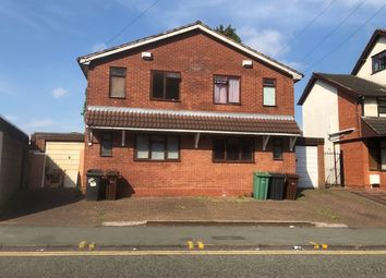 Thumbnail 3 bed semi-detached house to rent in Staveley Road, Wolverhampton