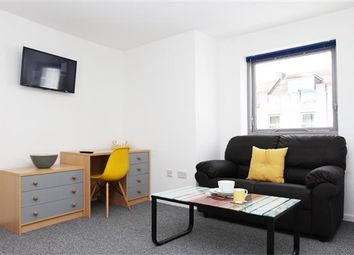 Thumbnail 1 bedroom flat to rent in Emmanuel House, Studio 10, 179 North Road West, Plymouth