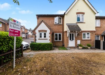 Thumbnail 2 bed end terrace house for sale in Primrose Drive, Hertford