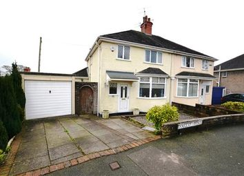 Thumbnail 3 bed semi-detached house for sale in Douglas Avenue, Oakhill, Stoke On Trent