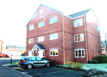 Thumbnail 2 bedroom flat for sale in Windrush Close, Pelsall