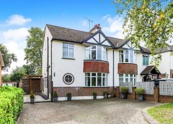 Thumbnail 4 bed semi-detached house for sale in Bookham, Surrey, Uk