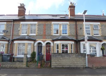 Thumbnail 3 bedroom terraced house to rent in Radstock Road, Reading