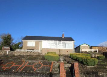 Thumbnail 3 bed detached bungalow for sale in Bowers Road, Acrefair, Wrexham