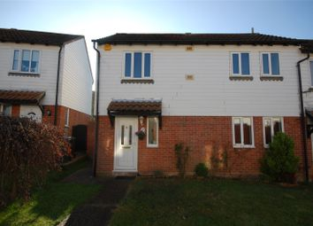 Thumbnail 3 bed semi-detached house for sale in Keats Square, South Woodham Ferrers, Essex