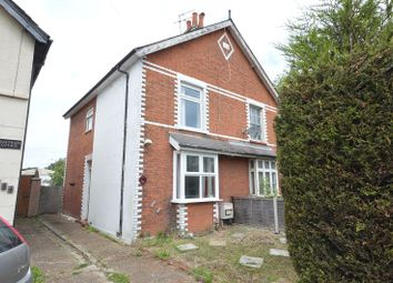 Thumbnail 2 bed semi-detached house to rent in Leatherhead Road, Malden Rushett, Surrey.