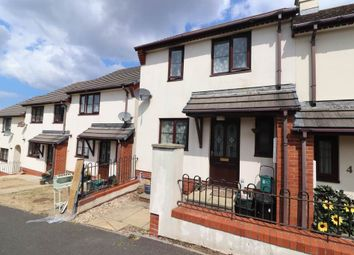 Thumbnail 2 bed end terrace house for sale in East Ridge View, Bideford