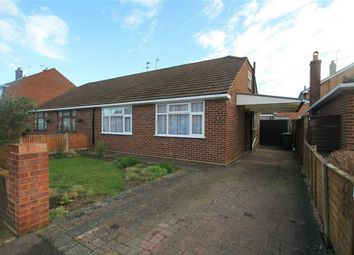 Thumbnail 2 bed semi-detached bungalow for sale in Meadow Road, Ashford, Surrey