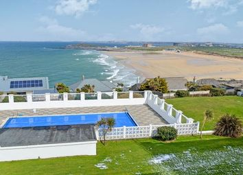 Thumbnail 2 bed flat for sale in Camullas Way, Pentire, Newquay