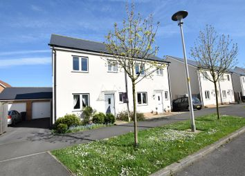 Thumbnail 3 bed semi-detached house for sale in The Finches, Portishead, Bristol