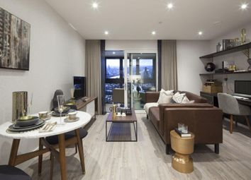 "Thumbnail 1 bedroom flat for sale in ""Delphini Apartments"" at 142 Blackfriars Road, London"