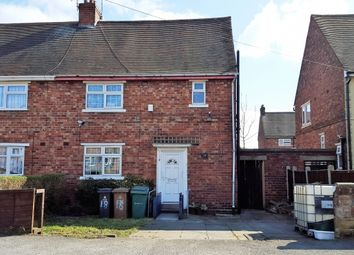 Thumbnail 3 bedroom semi-detached house for sale in ., Watson Rd, Wednesbury