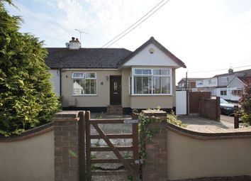 Thumbnail 2 bed semi-detached bungalow for sale in Philbrick Crescent, Rayleigh