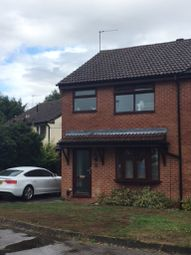 Thumbnail 3 bed semi-detached house to rent in Drayton Place, Totton