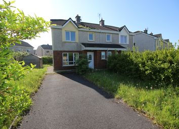 Thumbnail 3 bed semi-detached house for sale in 49 Bruach Na Habhainn, Quin Road, Ennis, Clare
