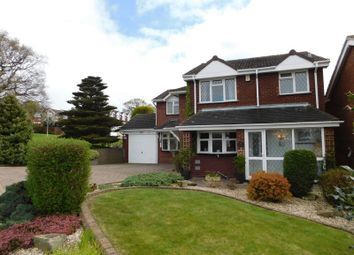 Thumbnail 4 bed detached house for sale in Gowland Drive, Hatherton, Cannock