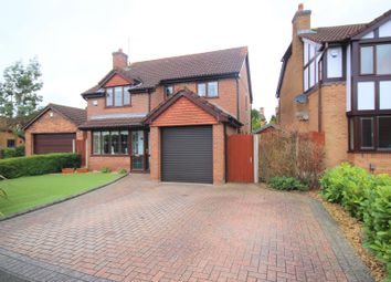 Thumbnail 5 bed detached house for sale in Lightwood, Worsley, Manchester