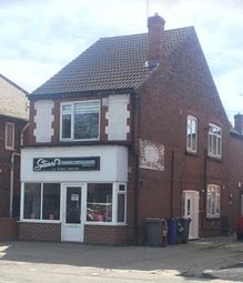 Thumbnail Commercial property for sale in 45 Leicester Avenue, Town Centre, Doncaster