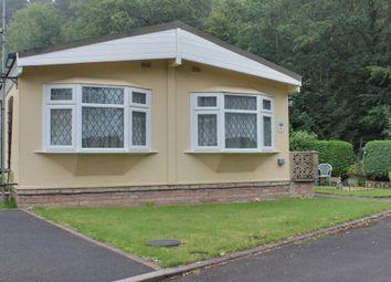 Thumbnail 2 bed mobile/park home for sale in Kingsford Lane, Wolverley, Kidderminster