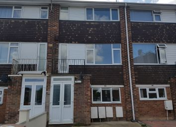 Thumbnail 2 bed duplex to rent in Tenby Drive, Luton
