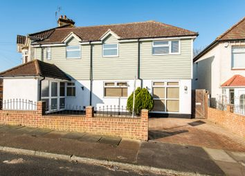 Thumbnail 2 bedroom end terrace house for sale in Lamorna Avenue, Gravesend