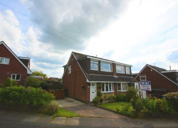 Thumbnail 3 bedroom semi-detached house for sale in Pennine Road, Horwich, Bolton