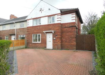 Thumbnail 3 bed end terrace house for sale in Rose Lane, Fulwood, Preston