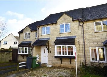 Thumbnail 3 bed terraced house for sale in Gardiner Close, Chalford, Stroud, Gloucestershire